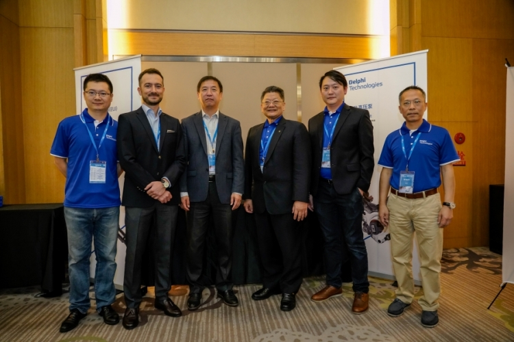 "2019 Manhow Group & Delphi ""Delphi Diesel Product Day"" Event"